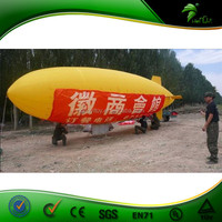 Custom Inflatable Helium Remote Control Airship/RC Inflatable Blimp