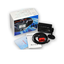 Multi-Function Trip Computer OBD2 Auto Diagnostic Scanner Supports All OBD Compliant Vehicles