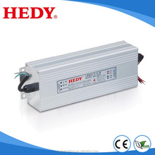 Aluminum housing rainproof ac dc portable 110v 240v battery power supply with plug