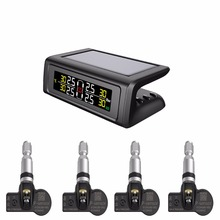 new product tpms 2017 hot selling car solar power internal wireless tire pressure monitoring system