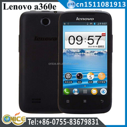 New original lenovo a360e cdma handset cheap android 3G phone wholesale price mobile phone !!