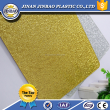 Factory glitter acrylic high quality 4x8 4x6 ft acrylic glass sheet China