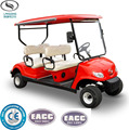 4 Passenger Seats Club Car With CE Certificate