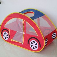 Child kids play tent police car toys game house indoor outdoor playhouse kids car tent