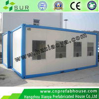 flatpack portable prefabricated r house