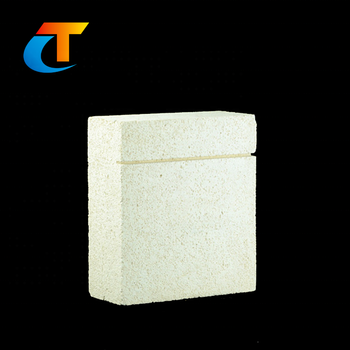 High alumina light weight refractory brick