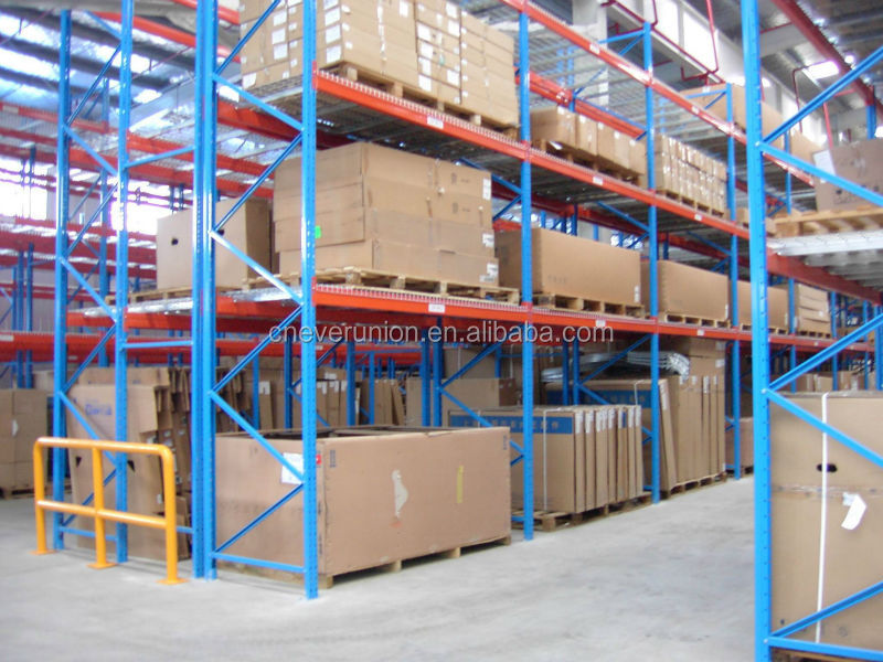 Wholesale ISO9001 racking and industrial shelving/pallets rack weight