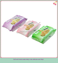 excellent non-woven fabric baby wipes