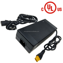 IEC62368 60065 61558 60335lithium li- ion battery charger 42V 4A for 36V 37V battery electric bike GS CE ROHS UL FCC PSE KC SAA
