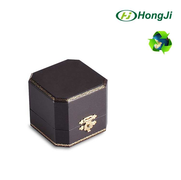 Printed Box For Jewelry Bracelate Ring Packing Plastic Jewelry Box