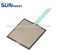 High Precision FSR406 Pressure sensor Film-contact measurement sensing resistance FSR film Force Sensitive Weighing sensor