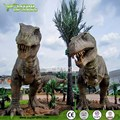 Amusement Park Life Size Funny Mechanical Dinosaur