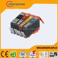 Hot selling products compatible refill hp 655 ink cartridge for hp deskjet 3525 4615 4625