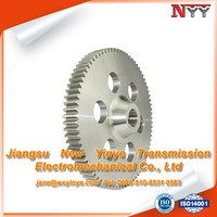 gear parts pinion for heavy equipment
