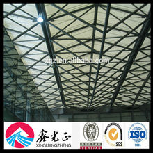 Steel Round Tube Space Truss Structure