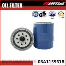 Replacement auto engine part oil filter for SKODA