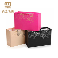 Handmade Decorative Gift Paper Bag With Handles