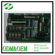 DIP/SMT Assembly Design pcb pcba contract manufacturer