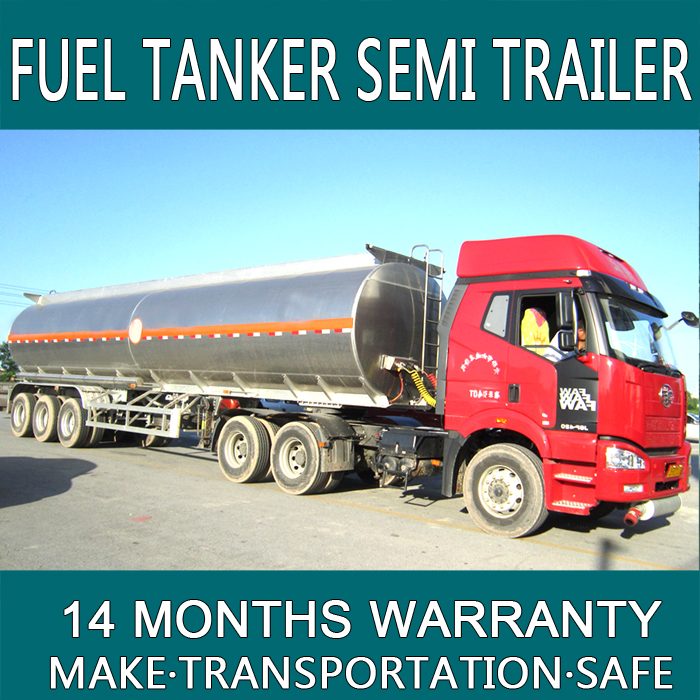 tanker manhole cover Trailer For Oil Petro Diesel Gasoline Transportation Made From Aluminum With 40000 Liters Three Axles H57