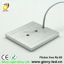 OEM China Manufacturer low price plastic cover under cabinet light