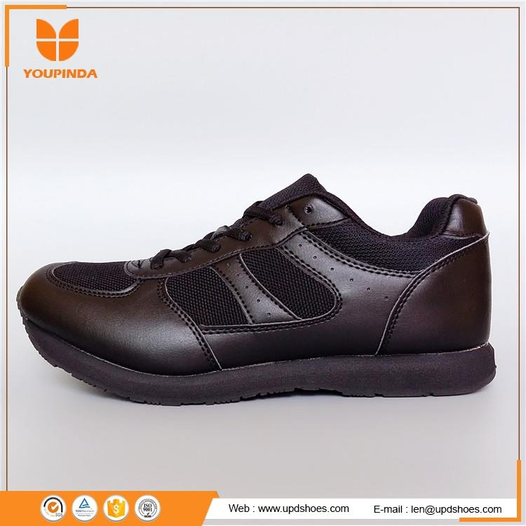 High quaity non marking running military training shoes