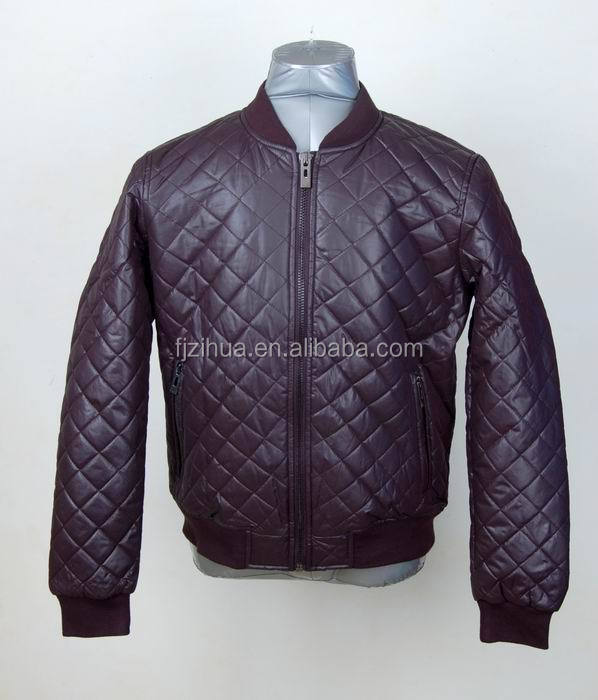 Polyester fabric jacket,micor fibre polyster jacket for men