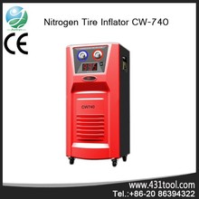 2015 Professional qualiy for wall mounted quick tire inflator CW740 PSA Nitrogen generator Making Machine