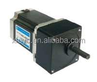 Square gear box DC brushless motor