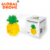 Family funny game 3D plastic block toy fruit series ABS eco-friendly plastic block children educational toys