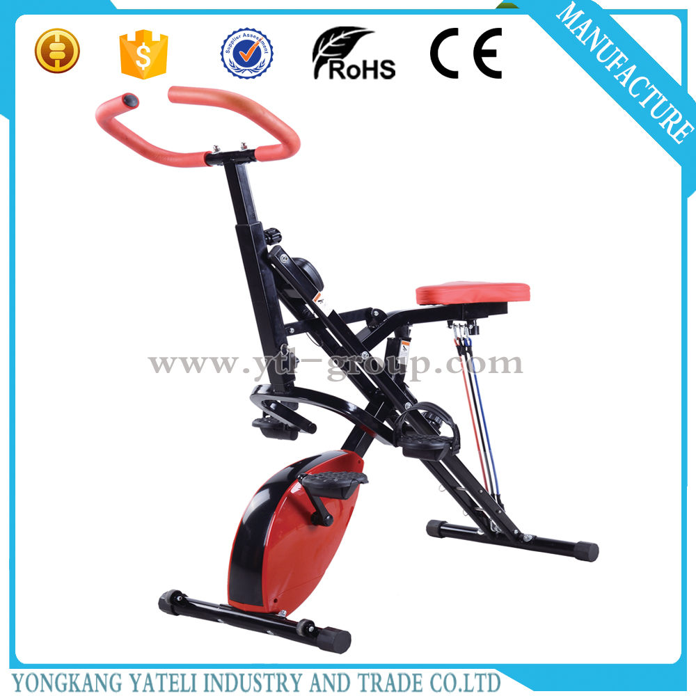 indoor sports equipment home used horse riding exercise bike body fit machine