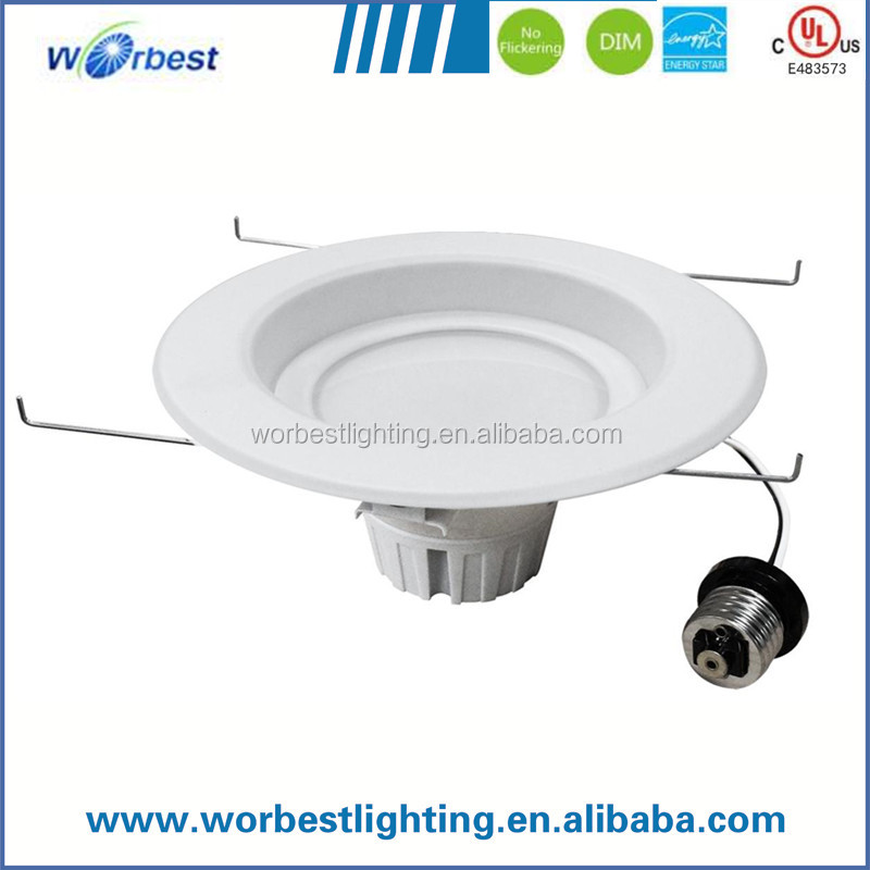 Shenzhen Worbest factory traic dimming Led ceiling downlight