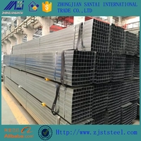 S235Jr Square/rectangular Steel Pipe Weight