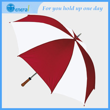 New model CNAS certified Polyester Top designer auto open and auto close straight umbrella