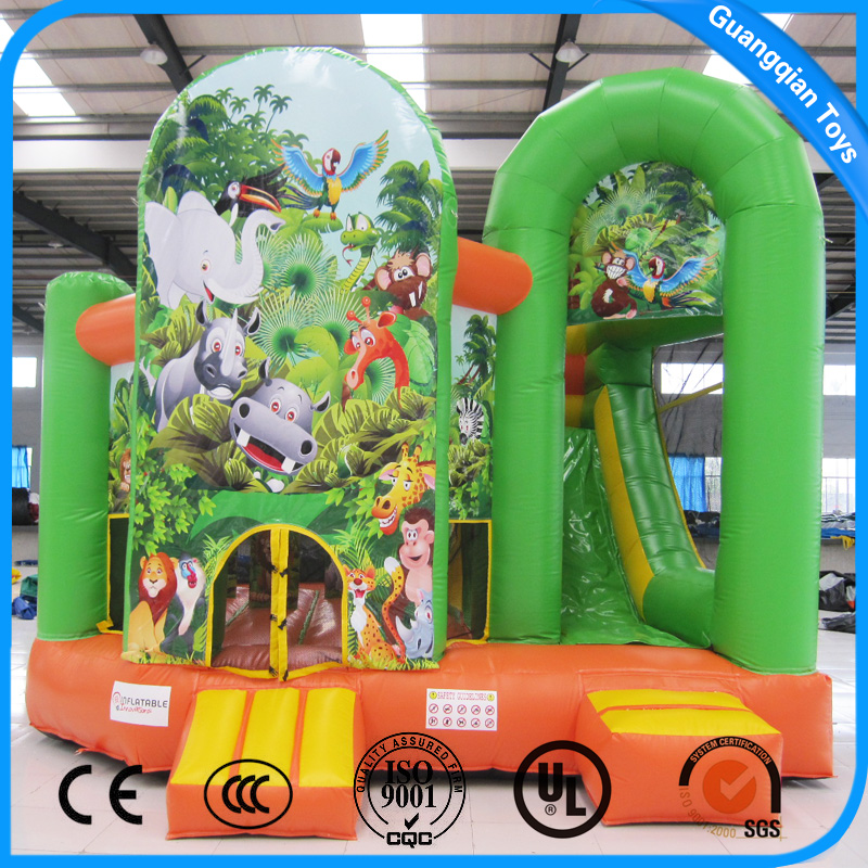 China Manufacturer Cheap Price Indoor Inflatable Bounce House For Sale