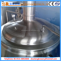3bbl/400l high quality microbrewery equipment free training service micro brewery beer brewing equipment for sale