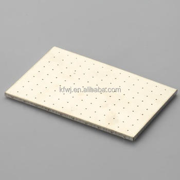 ISO factory precise progressive metal stamping tinplate shield