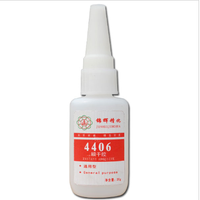 General purpose Instant bond glue 406 /cyanocrylate adhesive