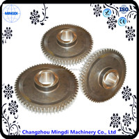 Best Selling Differential gear / Steel Small Pinion Spur Gear / Cylindrical Gearwheel for miniature clutches