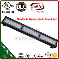 UL CUL DLC SAA approval 50w 100w 150w 200w LED linear flood light/high bay light
