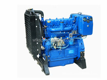famous brand water cooled diesel lawn mower engine