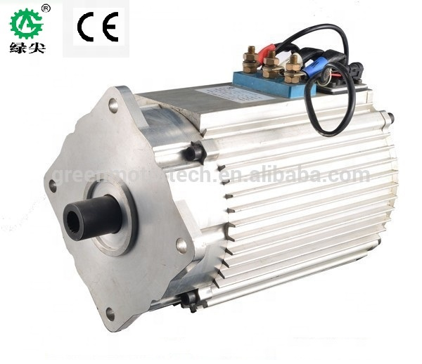 electrical motor for electric vehicle supplier electric bus motor