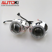 headlight Bi Led projector lens replacement led lamp