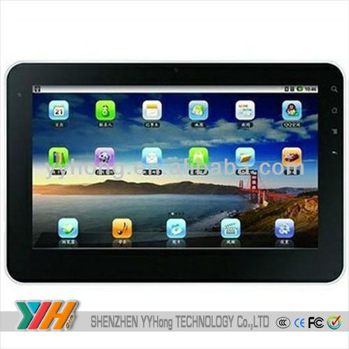 Nvidia Tegra 2 tablet pc 16 gb 10.1 inch mic tablet pc android 2.2