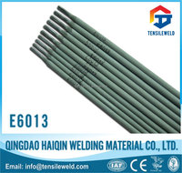Rutile Type Welding Electrodes/Rod AWS A5.1 E6013 Hot Sales + Best Price + Free Sample
