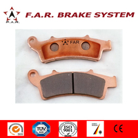 F.A.R Top Quality Cheap lifan motorcycle Brake Pad