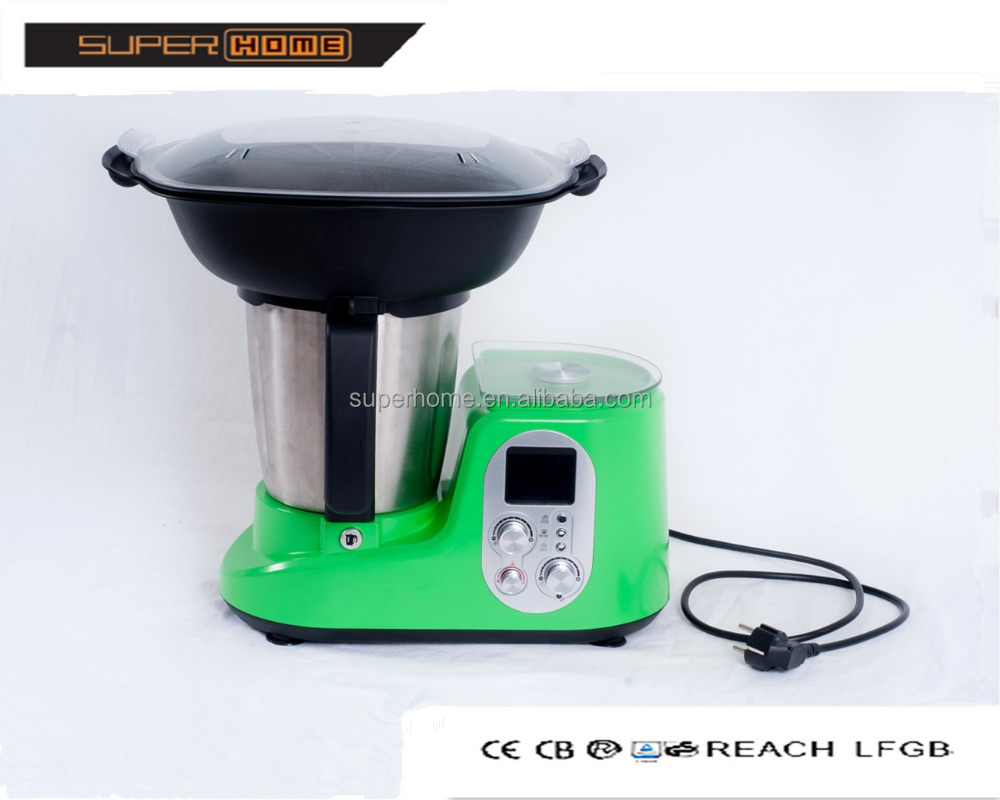 Chef robot 2016 newest style food chopper with 1pulse