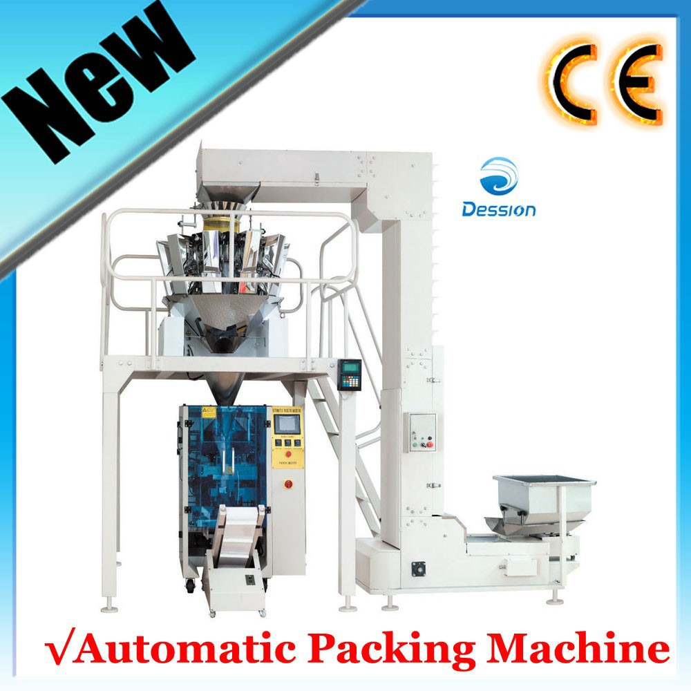 Automatic Weighing Packing Machine for Frozen Chicken Cube