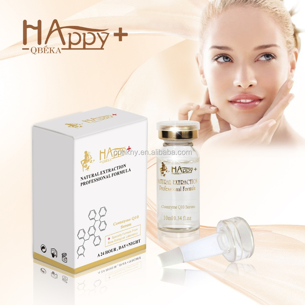 Best Anti-Wrinkle Serum EGF HAPPY+ Coenzyme <strong>Q10</strong> serum anti-wrinkle serum skin care <strong>product</strong>