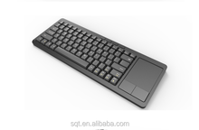 2.4ghz wireless keyboard with touchpad