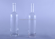 Glass Material and Beverage Industrial Use 75cl whisky bottle with cork